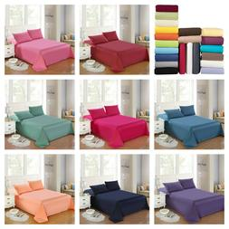 4 Piece Fitted Bed Sheet Set Egyptian Comfort 1800 Count Dee