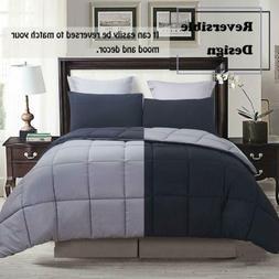 Best Lightweight Reversible Down Alternative Comforter Twin