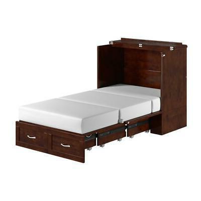 Atlantic Furniture Hamilton Twin Bed