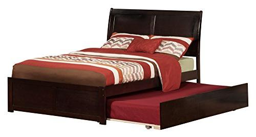 Portland Bed with Flat Panel Urban Full,
