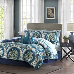 Madison Park Essentials Serenity Complete Bed And Sheet Set