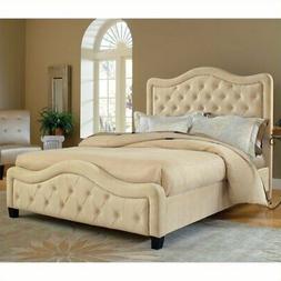 Hillsdale Trieste Bed Set - King / Cal King - w/Rails